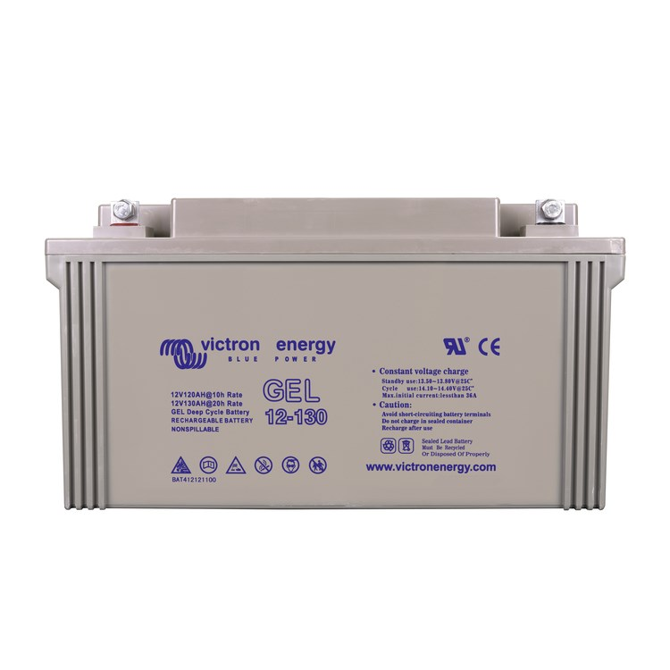 Victron 12V/130Ah Gel Deep Cycle Batt.